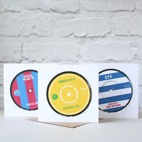 Football Anthems and Songs