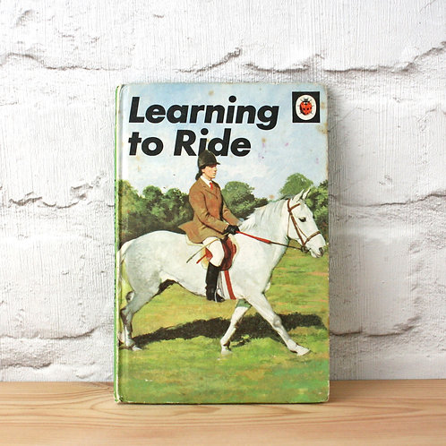 Learning To Ride (circa 1973)