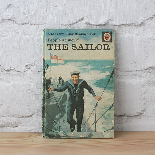 Ooh, Hello Sailor! The Sailor