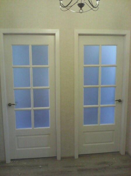 Двери из массива