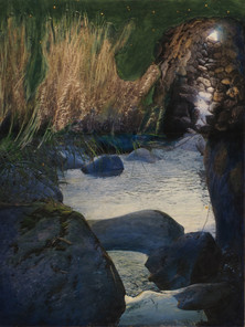 Alone in the Understream