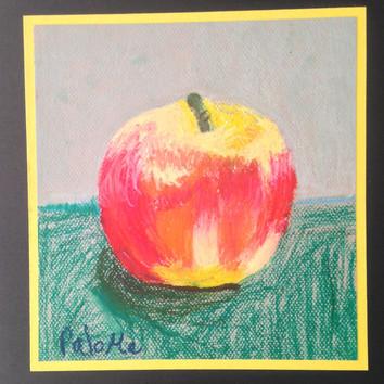 Still life of an Apple