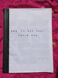 How To Get Your Third Eye