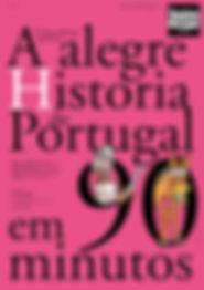 Alegre História de Portugal Teatro Bocage