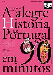 A Alegre História de Portugal em 90 minutos