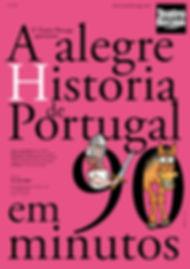 Alegre História de Portugal em 90 minutos Teatro Bocage