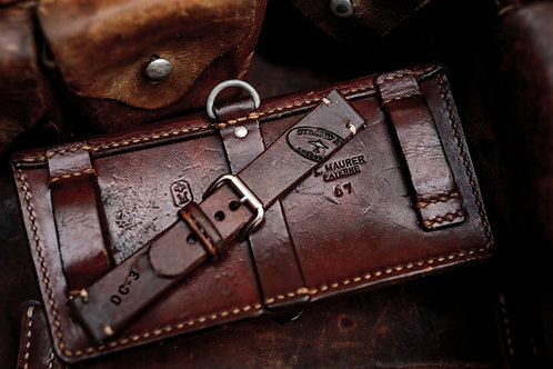 STROND Genuine 1940's Ammo bag vintage strap