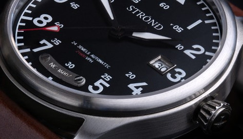 Strond automatic watch close up of dial.jpg