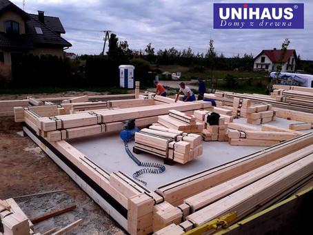 Rozpoczęcie budowy w ok Wrocławia!