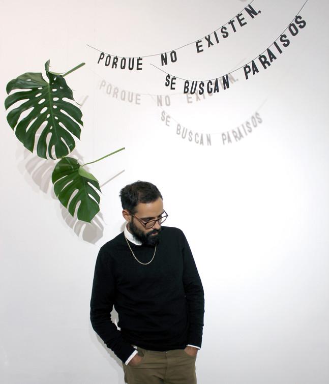 Ignacio Tejedor | December Guest Curator