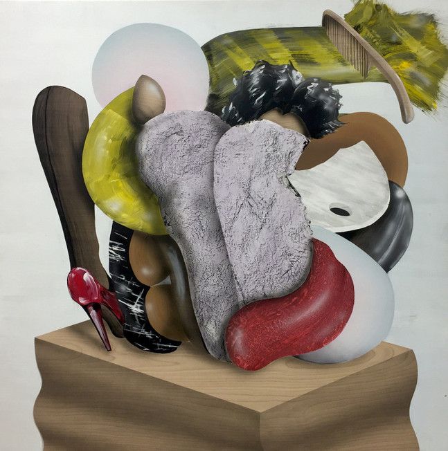 Christian Little | Painting Contradiction
