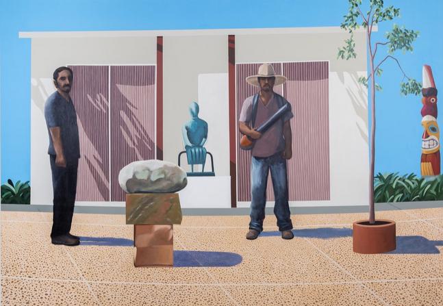 The invisible made visible   Ramiro Gómez