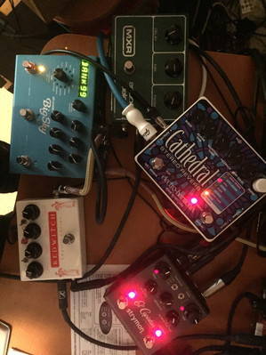 StudioZ Productions' Lushious Pedals