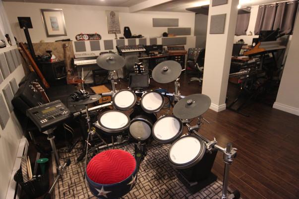 StudioZ Productions - Pre Production Room