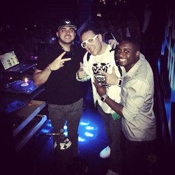 Instagram - Rocking out with the kids @djfellifel @djelsid #chicago #chitown #to