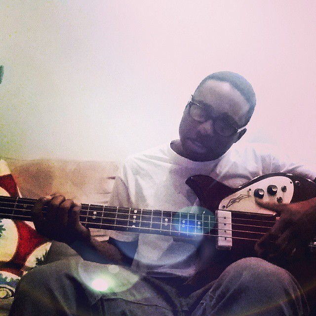 Instagram - Great night at the last jam session of 2014.jpg
