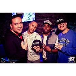 #tbt DJ fam ☁️_.._.