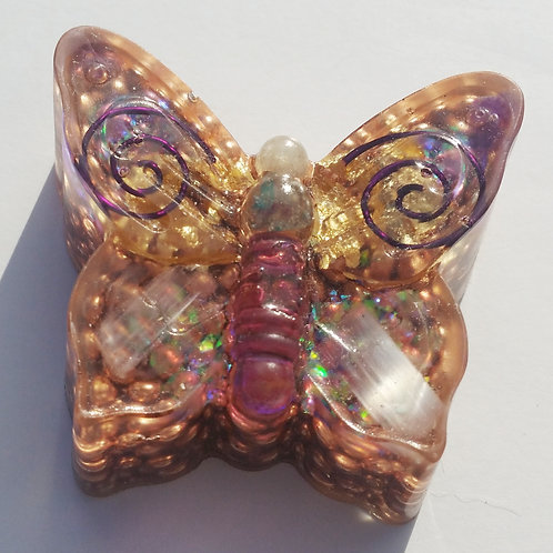 Small Butterfly for Cleansing, Anxiety and Focus