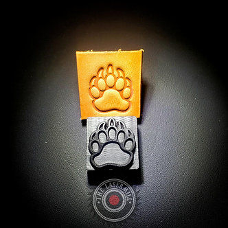 Bear Footprint / Claws Stamp.