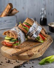 Сендвичи с хамоном