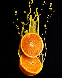 Летающий апельсин