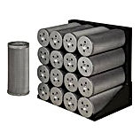 aktif karbon filtre (koku filtresi)