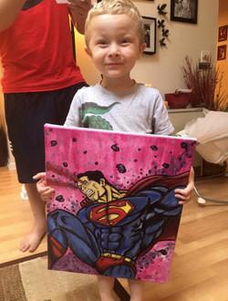 SuperHeroes For Benny (Ben Austin)
