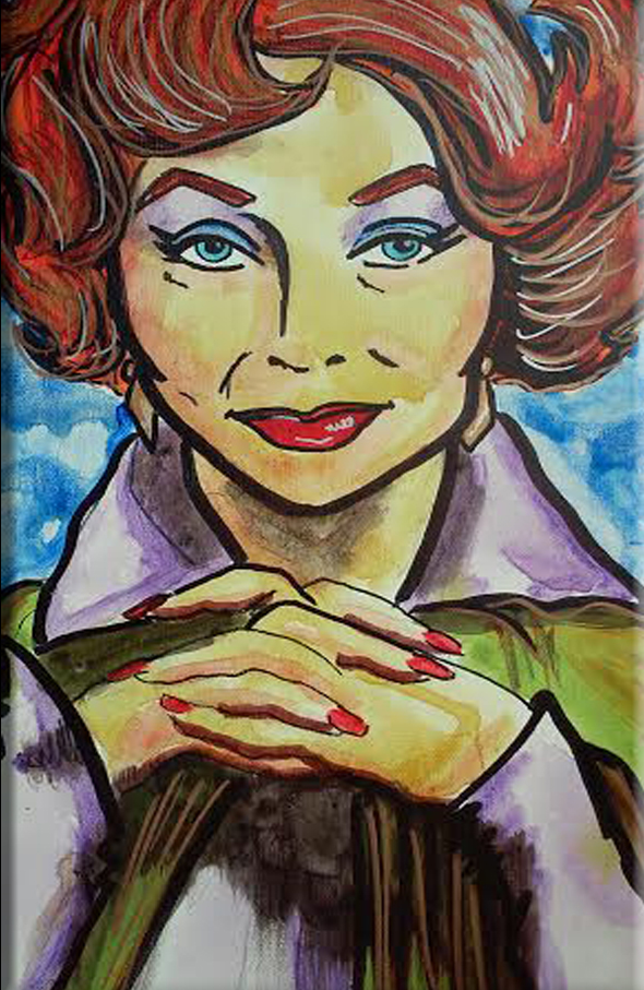ENDORA (Bewitched)