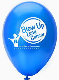 Blow Up Lung Cancer