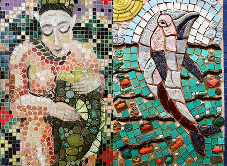 Two Tile Murals To Be Installed In Encinitas