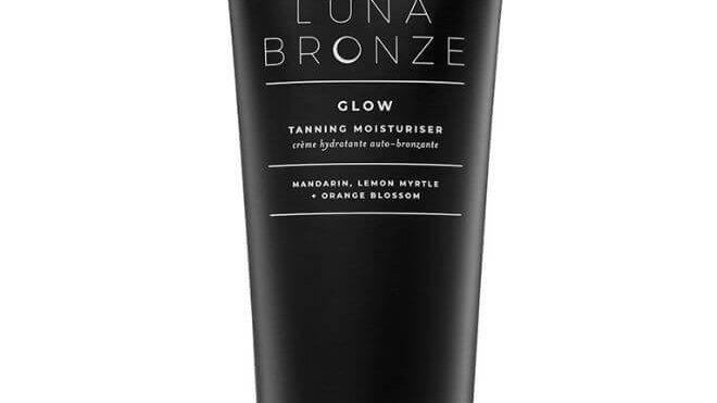 Luna Bronze Glow Tanning Moisturizer