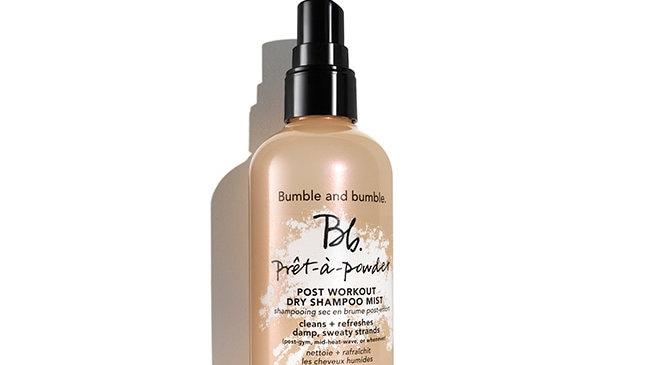 Pret-a-powder Post Workout Dry Shampoo Mist 4.1oz