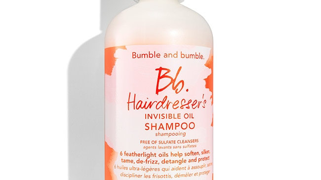 Hairdresser's Invisible Oil Shampoo 8oz