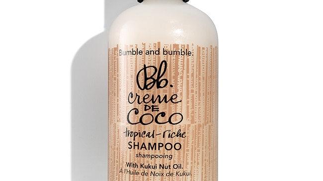 Creme De Coco Shampoo 8.5oz