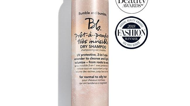 Pret-a-powder Tres Invisible Dry Shampoo 3.1oz