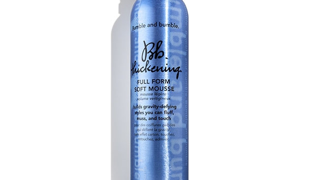 Bb. Thickening Full Form Soft Mousse