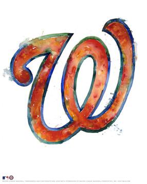Washington Nationals Logo