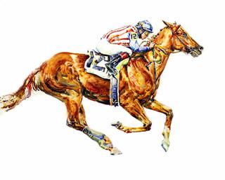 Racehorse 12