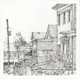 Portland Drawing 2