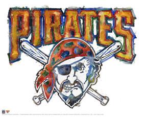Pittsburg Pirates Logo