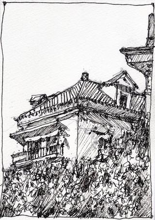 Spain Drawing 2
