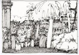 Spain Drawing 6