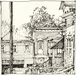 Portland Drawing 3