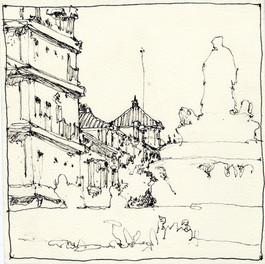 Spain Drawing 4