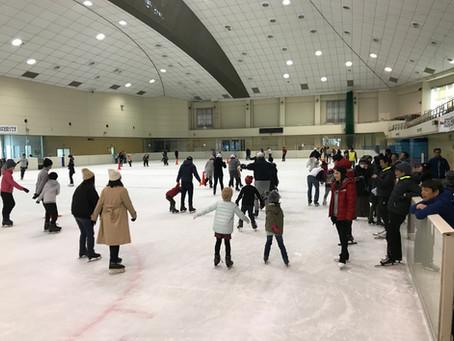本田技術研究所様スケート体験会