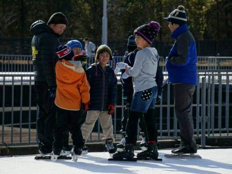 第9回スケート教室