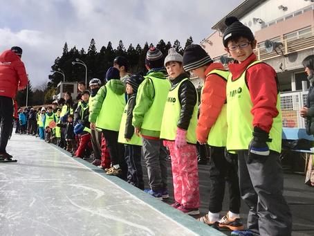 第6回目のスケートスクール