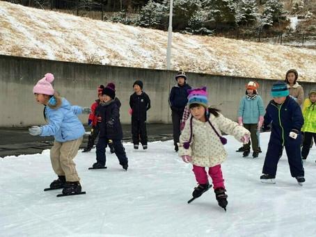 2月15日スケートスクール