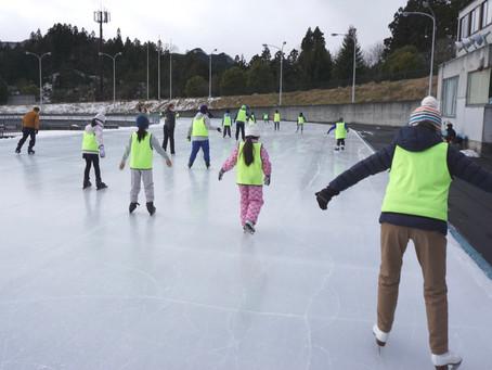 2020/2021第4回スケートスクール