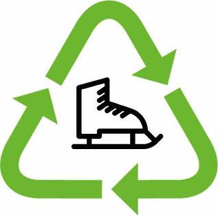 スケート リサイクル